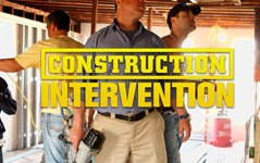 Did you see us on The Discovery Channel's Construction Intervention?